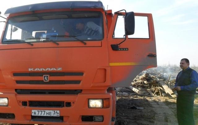 Волгоград признан самым грязным городом области