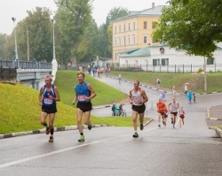Команда ЯНОСа стала призером полумарафона «Золотое кольцо»