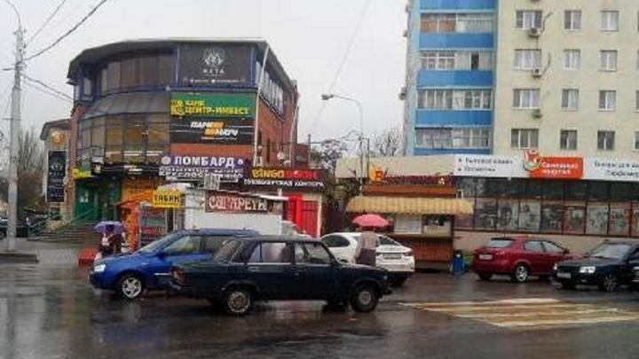 Чиновники избавили Западный район Ростова от незаконных торговых палаток