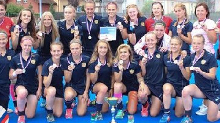 Дончанки стали чемпионками Европы по хоккею на траве
