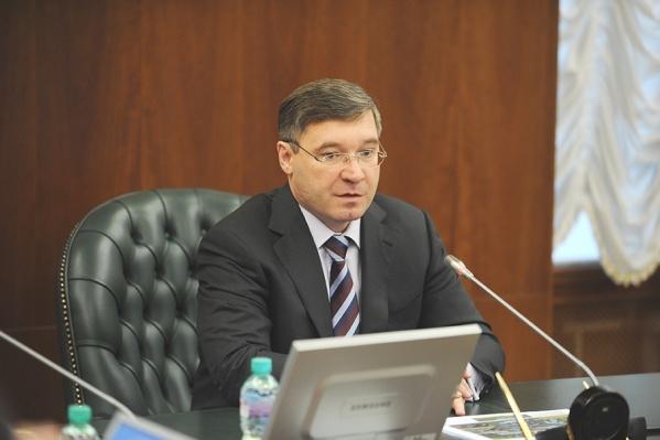 Владимиру Якушеву направили акт прокурорского реагирования