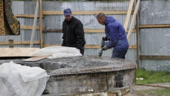 Северодвинский фонтан после ремонта украсят новой мозаикой