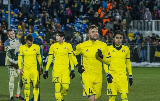 Защитник «Ростова» Гранат получил перелом ключицы и выбыл до конца сезона