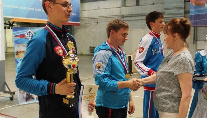 Архангельские спортсмены завоевали медали на первенстве России по стрельбе