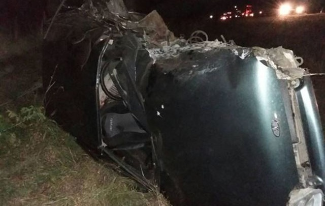 Под Нефтегорском пенсионер на Mitsubishi вытолкнул ВАЗ-2115 с дороги, есть жертвы