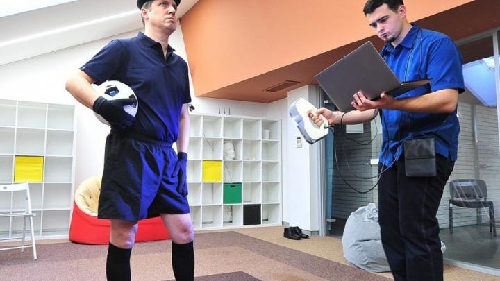 Селфи с легендой: в Самаре появится цифровой двойник футболиста Льва Яшина