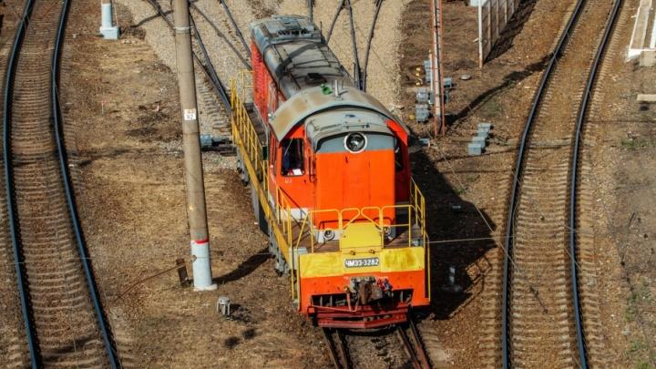 Идем в обход: ОАО «РЖД» перевело поезда южного направления на новую ветку Журавка — Миллерово