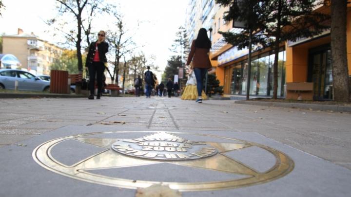 Жители донской столицы выбрали фамилии трех выдающихся земляков для увековечения на «Проспекте звезд»