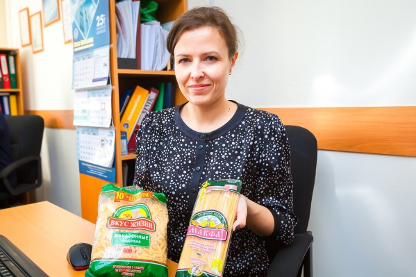 Елена Левина без труда может отличить поддельные продукты