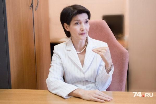 Ирина Кирсанова занимается практической психологией уже более 20 лет