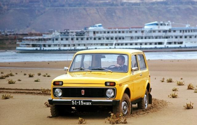 В Самарской области отметят 40-летие автомобиля «Нива»