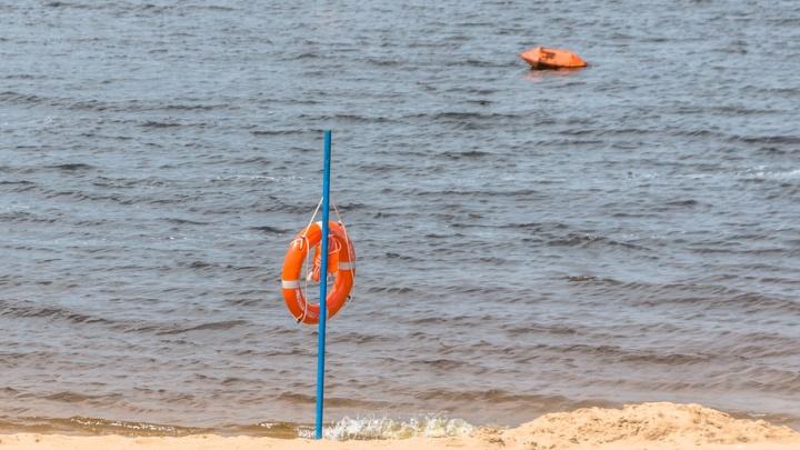 В Сызрани на городском пляже утонул 17-летний молодой человек