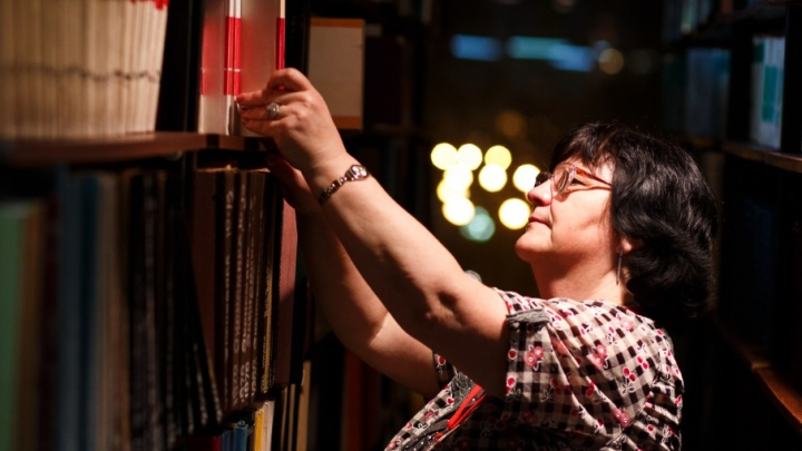 Волгоградцев зовут на магическую ночь в библиотеке