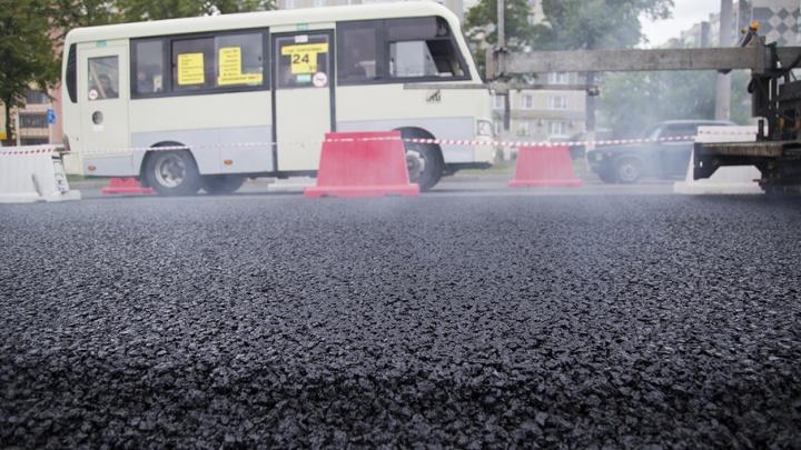 На ЧТЗ автобусы и маршрутки изменят движение из-за ремонта теплотрассы