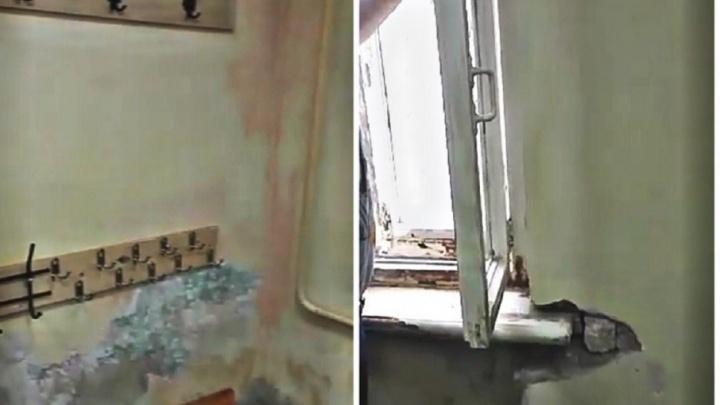 «Это сарай, а не кабинет»: детей из школы №46 перевели в помещения без ремонта