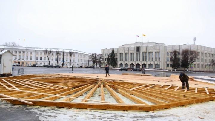 В Ярославле на Советской площади откроют ресторан