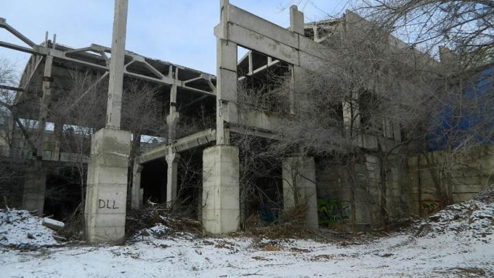 Сталкеры Волгограда исследовали окрестности моторного завода