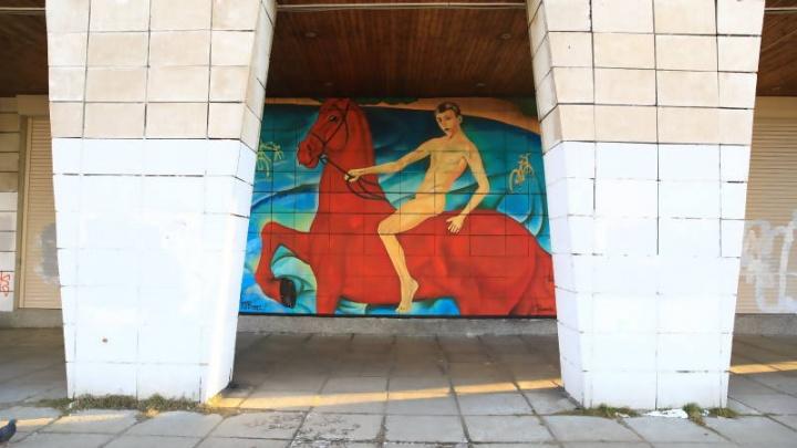 В поиске талантов: администрация Архангельска ждет предложений от мастеров стрит-арта