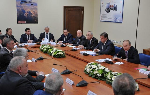 Ярославский бизнесмен рассказал о встрече с Путиным