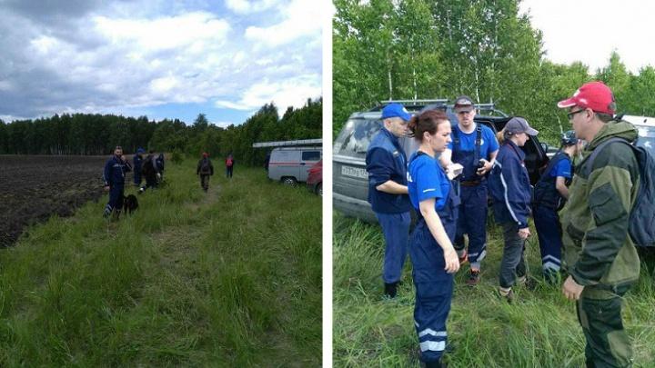 Грибника, заблудившегося в лесу под Челябинском, нашли мертвым