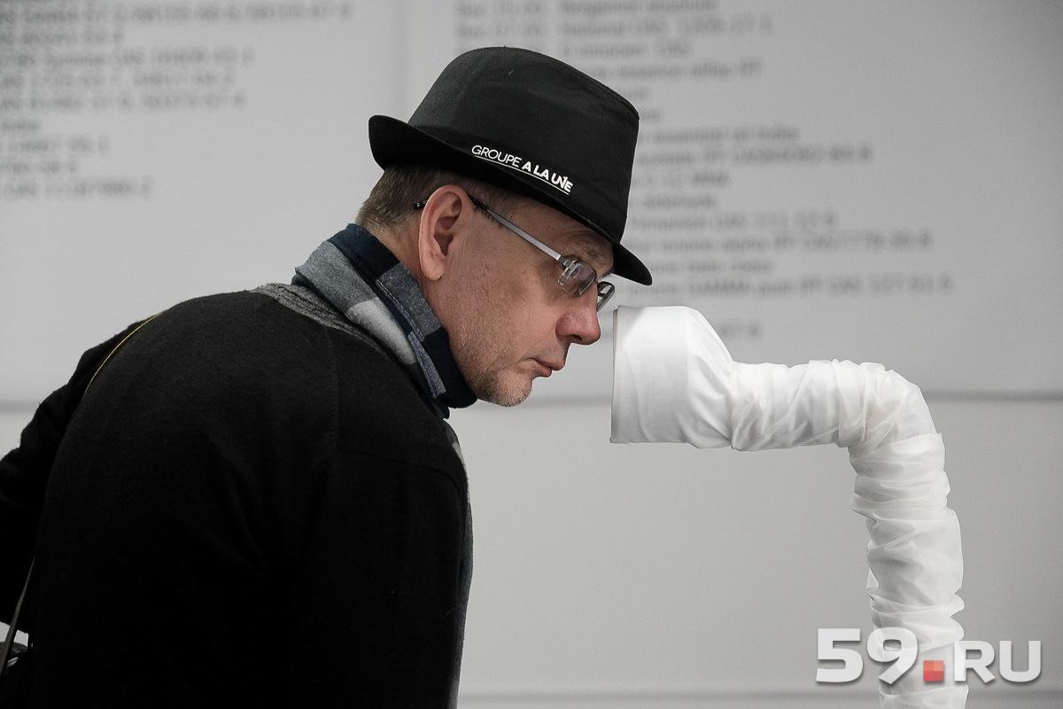 Посетители могут узнать, как пахнет на Мотовилихинских заводах