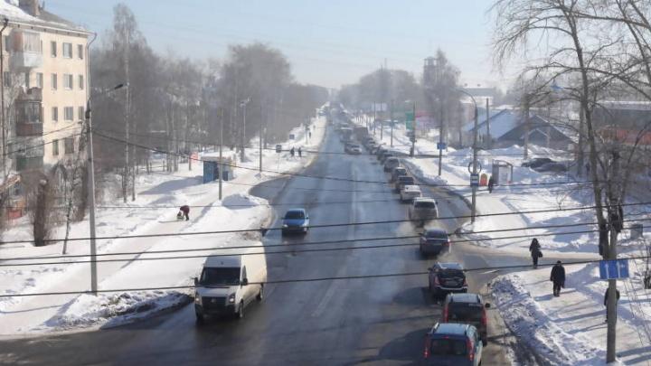 В Архангельске подрядчик приступил к реконструкции Ленинградского проспекта