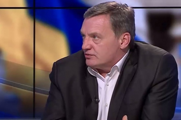 Заместитель министра Украины по делам беженцев Юрий Грымчак