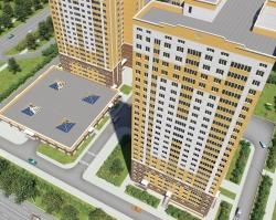 В Левенцовке появится новый жилой комплекс