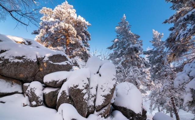 Где провести незабываемые новогодние каникулы?