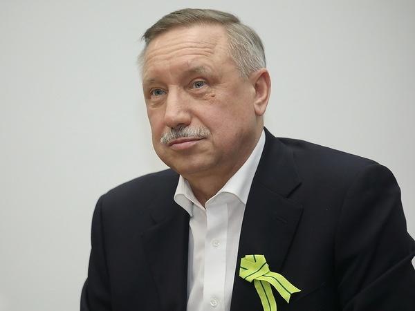 Александр Беглов//Светлана Холявчук/Интерпресс