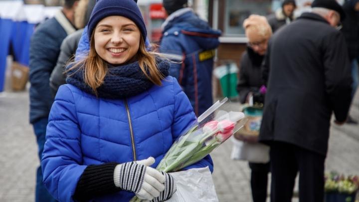 Продавцы цветов на Центральном рынке: «Мужчины в Волгограде — жлобы и жмоты»