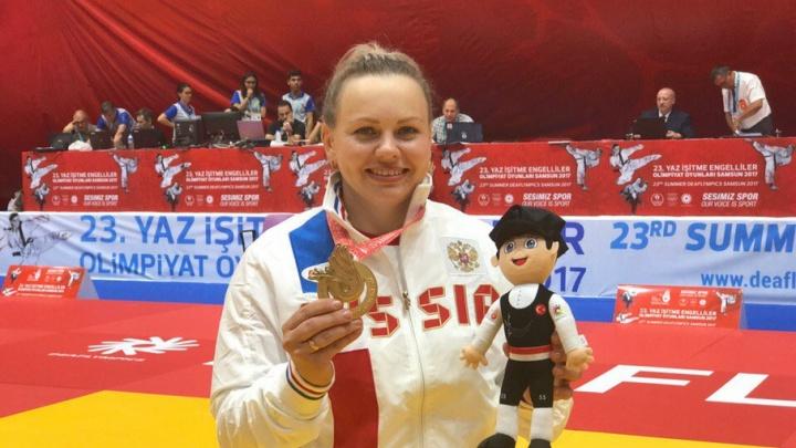 Южноуральцам-победителям летней Сурдлимпиады выплатят по полмиллиона рублей
