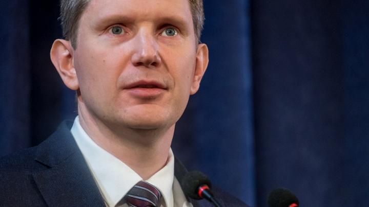 Максим Решетников выдвинут от партии «Единая Россия» для участия в выборах губернатора Прикамья