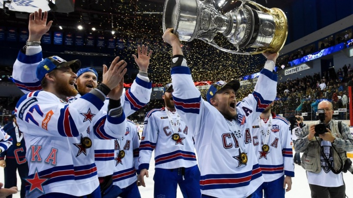 В Пермь привезут Кубок Гагарина