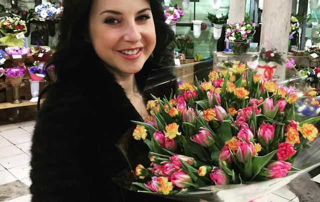 Фигуристка Ирина Слуцкая помогает ростовчанам в борьбе с диабетом