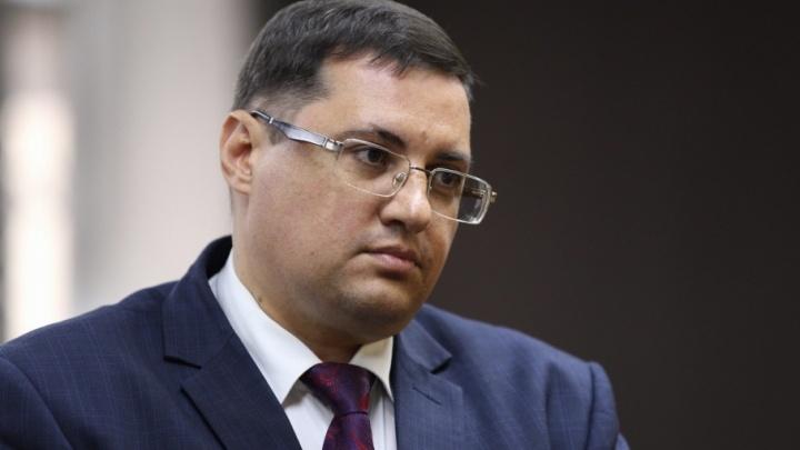 Мэр Ярославля уехал: городом остался управлять приезжий чиновник