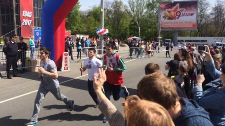 Ростов поборется за звание беговой столицы России