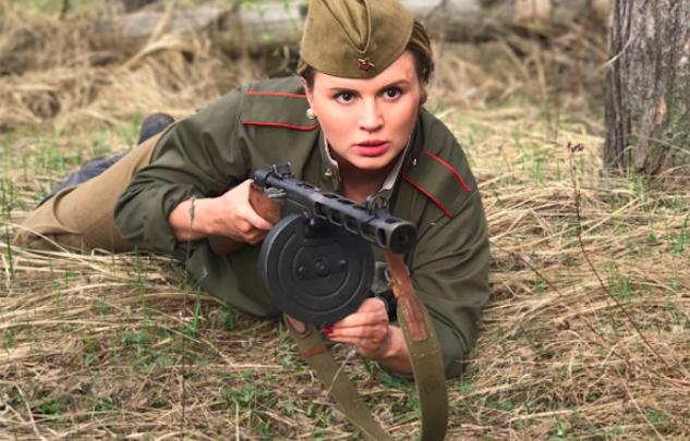 С Днем Победы рыбинцев поздравит Анна Семенович