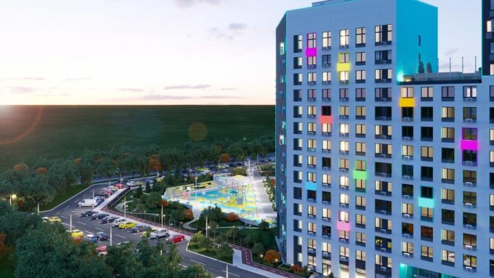 Первый жилой комплекс смарт-класса будет сдан уже в конце года