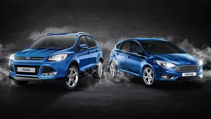 В Тюмени распродают новые автомобили Ford: скидки до 360 тысяч рублей