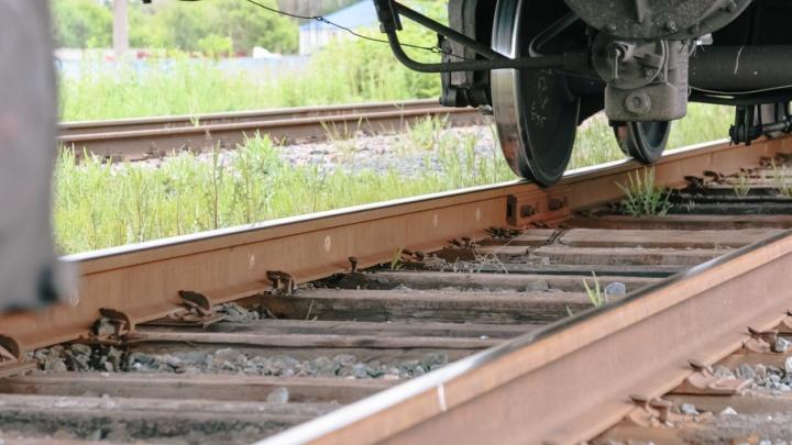 В Самарской области грузовой поезд сбил насмерть женщину