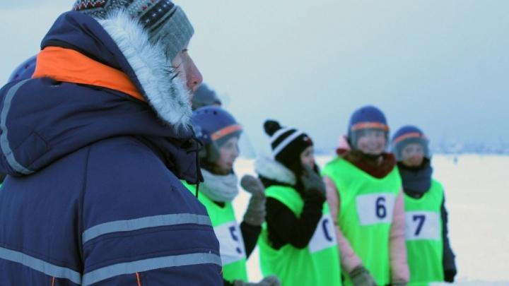 В Архангельске в снежной битве встретятся жители города и норвежцы