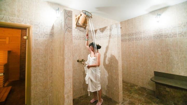 Где помыться, если дома отключили горячую воду: тестируем общественные тюменские бани