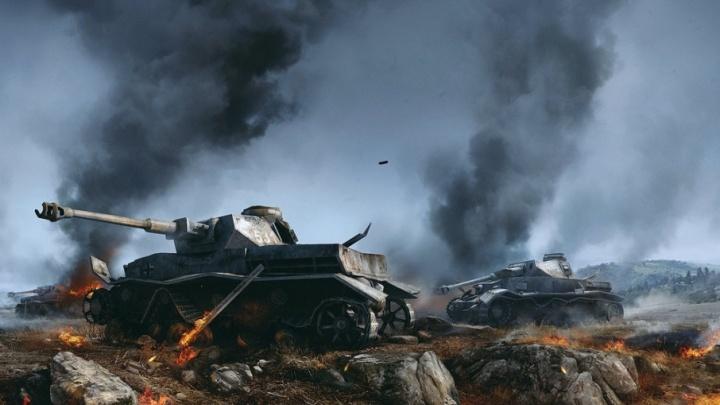 Чемпионы Тюмени готовятся к решающим битвам в Уральском танковом турнире от «Ростелекома»