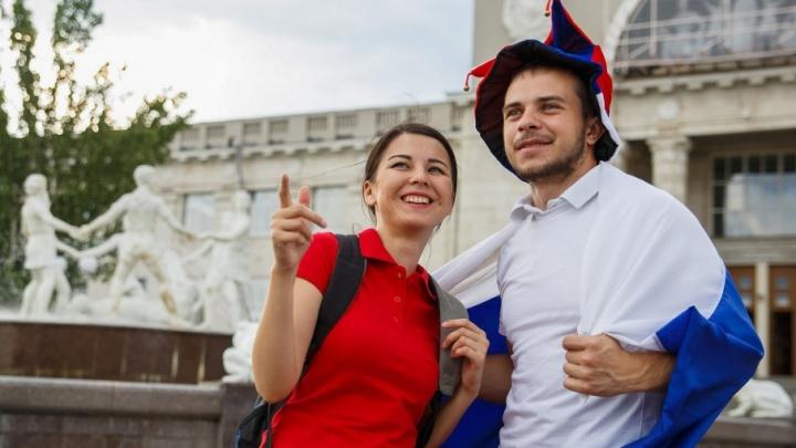 В Волгоград приедут тысячи английских фанатов