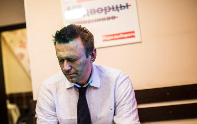 Алексей Навальный открывает в Волгограде штаб и зовет горожан на улицы