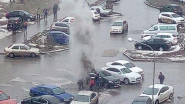 Источник: бизнесмена с Левенцовки взорвали из-за долга в 800 тысяч рублей