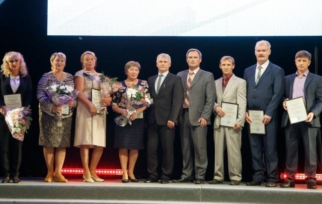 Нефтяники отметили профессиональный праздник и получили награды