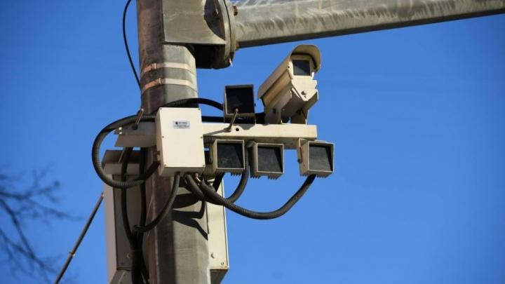 Теперь официально: включили новые камеры на двух перекрестках Ярославля
