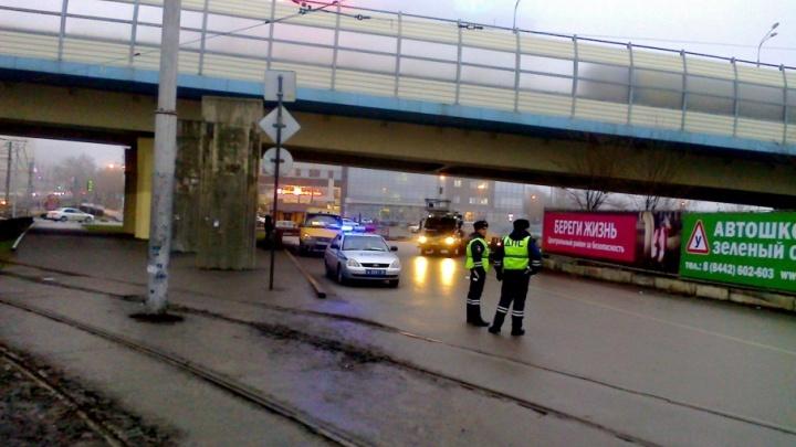В Волгограде массово проверяют маршрутчиков